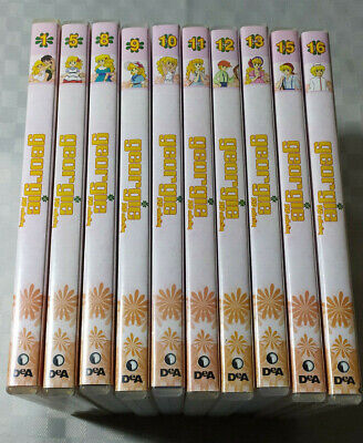 Lotto 10 Dvd Cartoni Animati Georgie Dvd Collection Deagostini Anime Cartoon