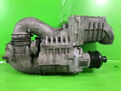 Mercedes C Class C180 Cl203 Compressor Supercharger 1.8 Petrol 2004-2008
