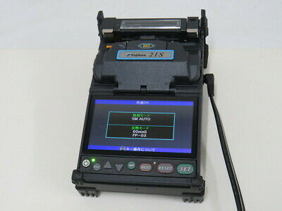 【AS-IS】Fujikura 21S FUSION SPLICER #87