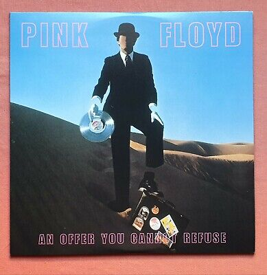 Pink Floyd -An Offer You Cannot Refuse Live At Wembley 1974 Rare Europe 2Lp 2010