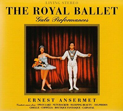 The Royal Ballet - Gala Performances 2CD