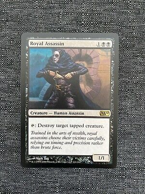 3rd Ed Edition Revised 7 Available Magic the Gathering MTG Royal Assassin LP//LP