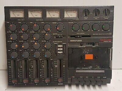Tascam Porta One Multitrack Tape Recorder