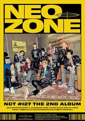 NCT 127 - NCT #127 Neo Zone: The 2nd Album