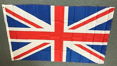 10/% Donation to NHS THANK YOU NHS UNION JACK Polyester FLAG 5ft X 3ft