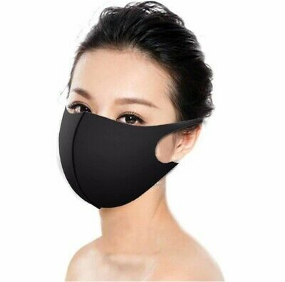 Reusable Non-Medical face mask Black Unisex BULK SALE FOR CHEAP