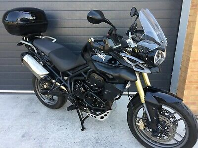 2011 Triumph Tiger 800 Abs , Full Service History , ** Purchased By Mark **