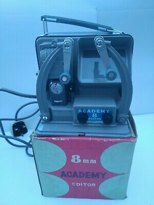 Vintage 8 mm Academy Editor - Boxed