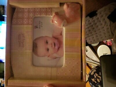 CB Gift Sweet Little Darling Girl Picture Frame