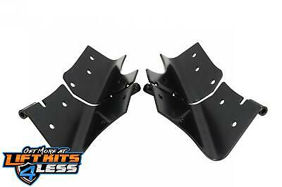 Kentrol 50477 Windshield Hinge Pair for 1997-2006 Jeep Wrangler (TJ)