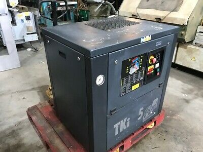 Fiac TKi 45 11 KW Compressor, dryer and Receiver