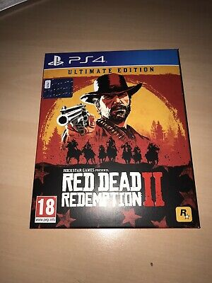 Red Dead Redemption Ultimate Edition Ps4