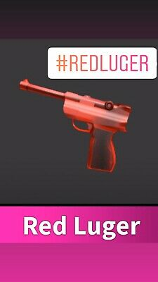Murder Mystery 2 (MM2) Red Luger Godly *Quick Delivery!* SPECIAL