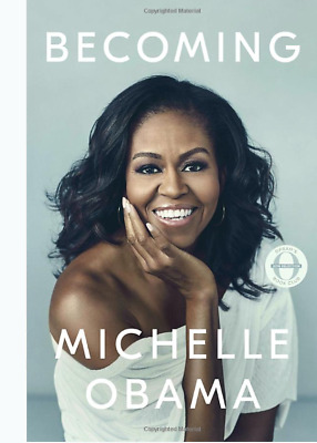 Becoming by Michelle Obama HARDCOVER BRAND NEW 2019