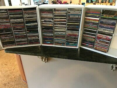 CD Collection of 250 Cd's $1.00 Each  A little bit of everything!