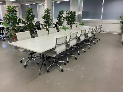 Very large Extendable Boardroom Table