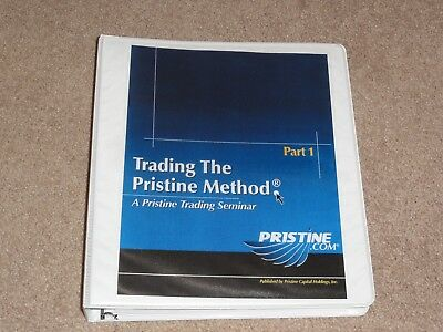 Trading the Pristine Method TPM Part 1 Oliver Velez day traders options simpler