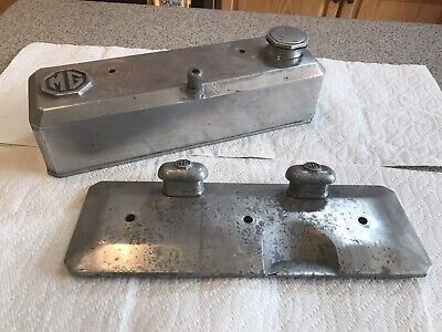 Orignal MG TC And TD Arnolt Side And Valve Cover