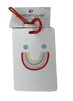 Path Travel Bag Luggage Tag Suitcase Baggage Office Name Address ID Label Tag