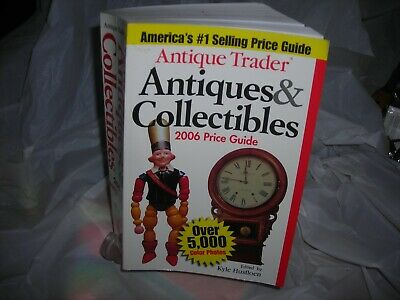 Book, Antique Trader Antiques & Collectibles 2006