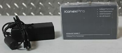 NICE! KANEXPRO HDBASE100ME T 100 METER HDMI EXTENDER W/ 2 PORT E 4K x 2K SUPPORT