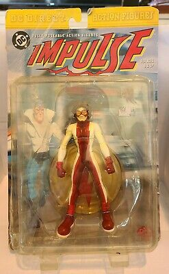Impulse Young Justice Action Figure DC Direct NEW 2000