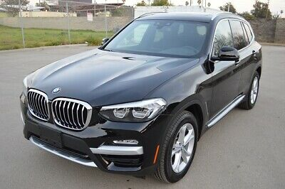 2019 BMW X3 S Drive 2019 BMW X3! Black On Black! PRICED TO SELL! $44k+ MSRP!