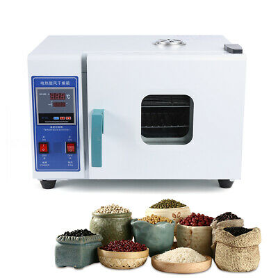 16L Stainless Steel Digital Lab Constant-temp Incubator for Microbial Fermented