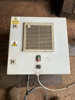 Speed Control Box 400volts ... Variable Speed