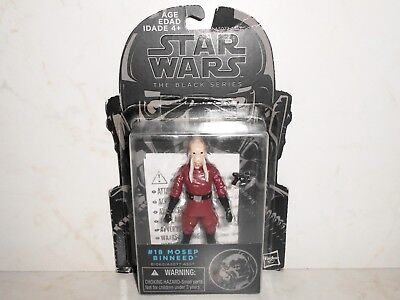 "Star Wars The Black Series #18 MOSEP BINNEED Sealed 3.75"" 2014 B1060/A5077 ASST."