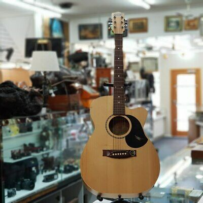 Maton Performer Acoustic/Electric Guitar Ebg808Cl With Hard Case #50956