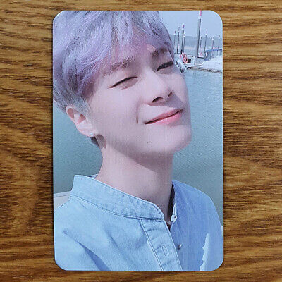 Moon Bin Official Photocard Astro 7th Mini Album Gateway Genuine Kpop