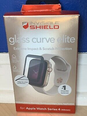 Invisible Shield Apple Watch Glass Curve Elite 44mm