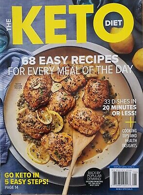 The Keto Diet Magazine. US Edition.