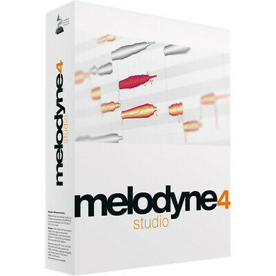 Melodyne Studio 4.4 for MAC | WorldWide | 2020 FULL VERSION | Fast Download