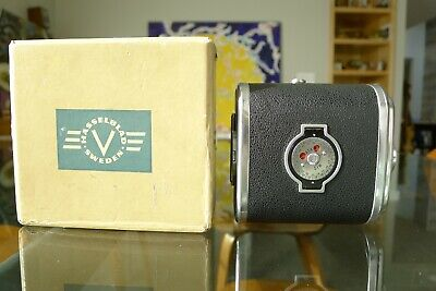 Hasselblad C12 Film Back Matched insert **1956** Box Exc+++ Condition Read