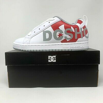 DC Shoes Court Graffik SE Mens Skateboard Shoes