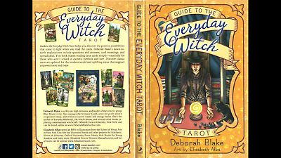 Tarot Cards Everyday Witch Oracle E Book Digital Deborah Blake Elisabeth Alba