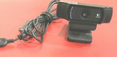 Logitech C920 Pro HD 1080p Webcam - IN STOCK NOW! *USA* - FREE SHIPPING!