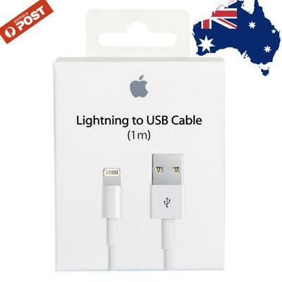 USB Lightning Charging Cable for Genuine Apple Charger iPhone 5 6 6S 7 8 X XS