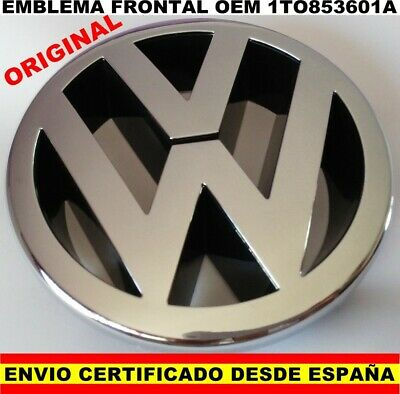Emblema Logo Volkswagen Vw Oem 1To 853 601A 1To853601A Insignia Golf Polo 125Mm