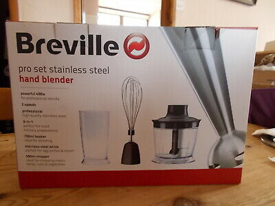 SILVERCREST 400W 4IN1 Hand Blender with