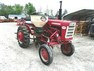 Farmall/IH 140 Offset Cultivating tractor FREE 1000 MILE DELIVERY FROM KY