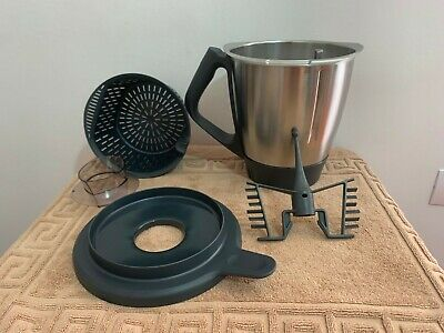 Thermomix Tm5 Bowl With Accesories, Brand New