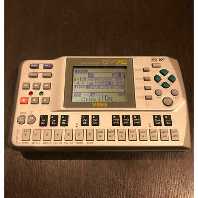 YAMAHA QY70 Digital Music Sequencer Working good condition