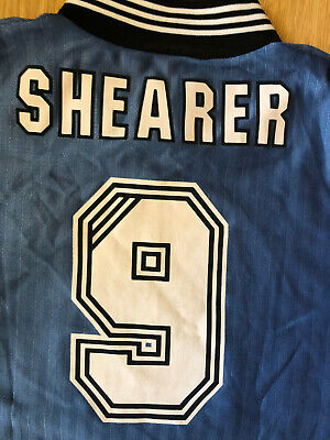Mint Alan Shearer Newcastle United away shirt Adidas 1996/1997 Size L