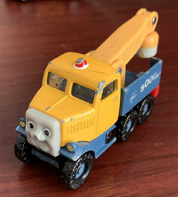 Butch Diecast Thomas And Friends Take N Play Along Mattel