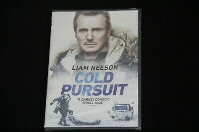 Cold Pursuit DVD Brand New and Sealed Liam Neeson