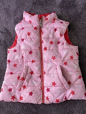 united colours of benetton Reversible Girls Body Warmer