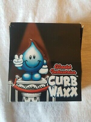 """Curb Waxx World Industries /""""Wet Willy/"""" Blue Buy 2 For $11.99"""